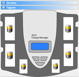 Charge Manager 2015 Live-Daten