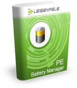 Battery Manager PE Software Box