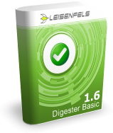 Data Digester BE Software Box